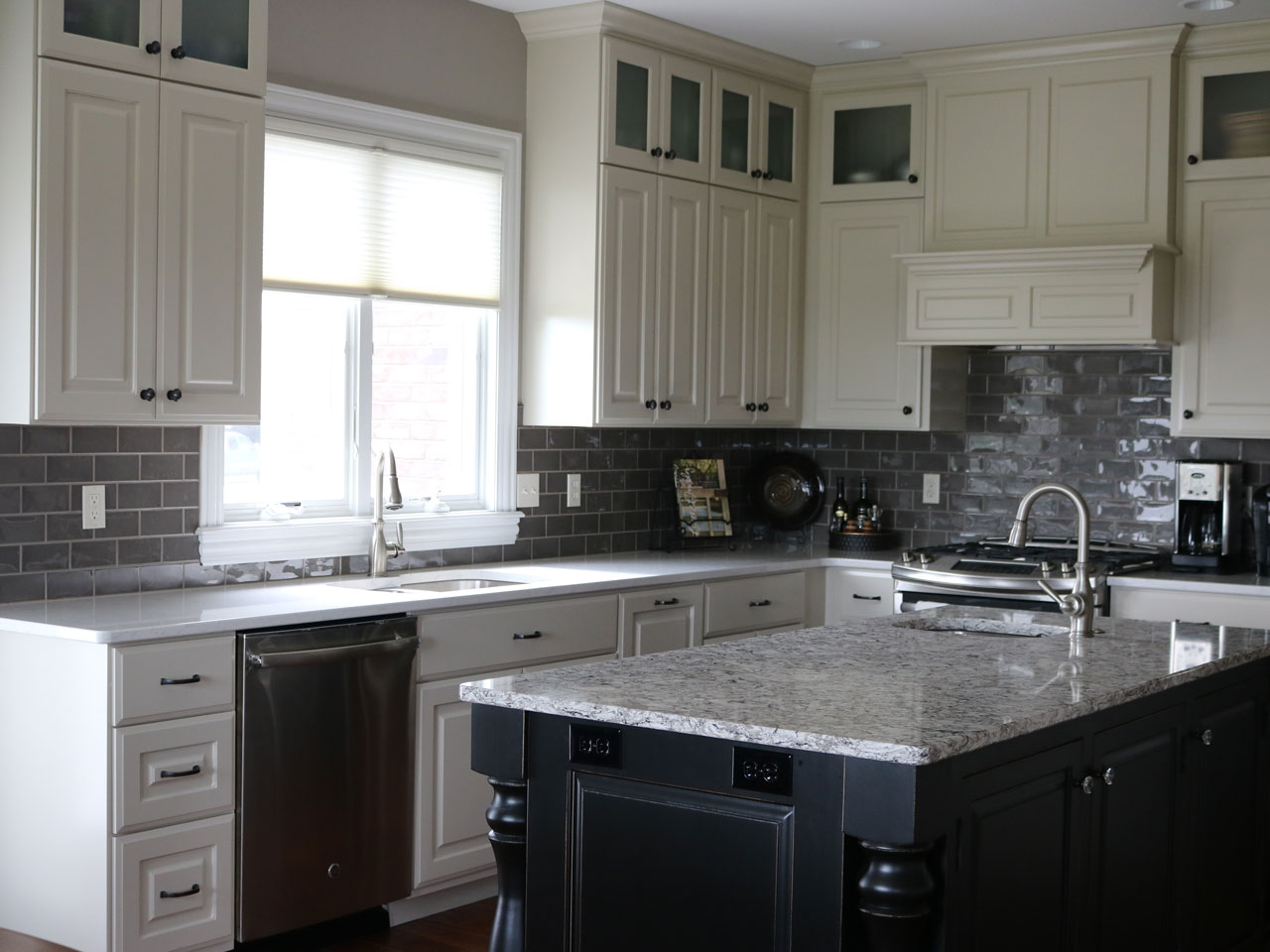 File Construction remodels kitchens that fit the individual needs of its clients.